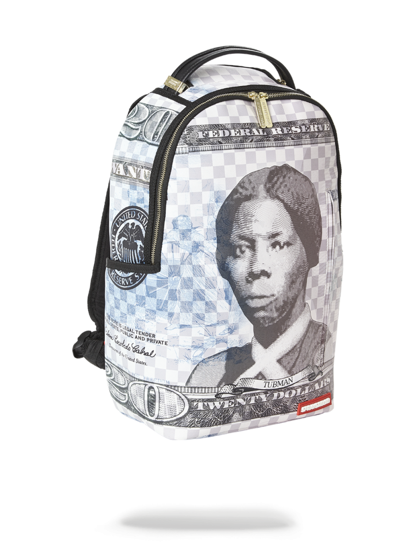 Sprayground Launches Harriet Tubman Black History Month Backpack