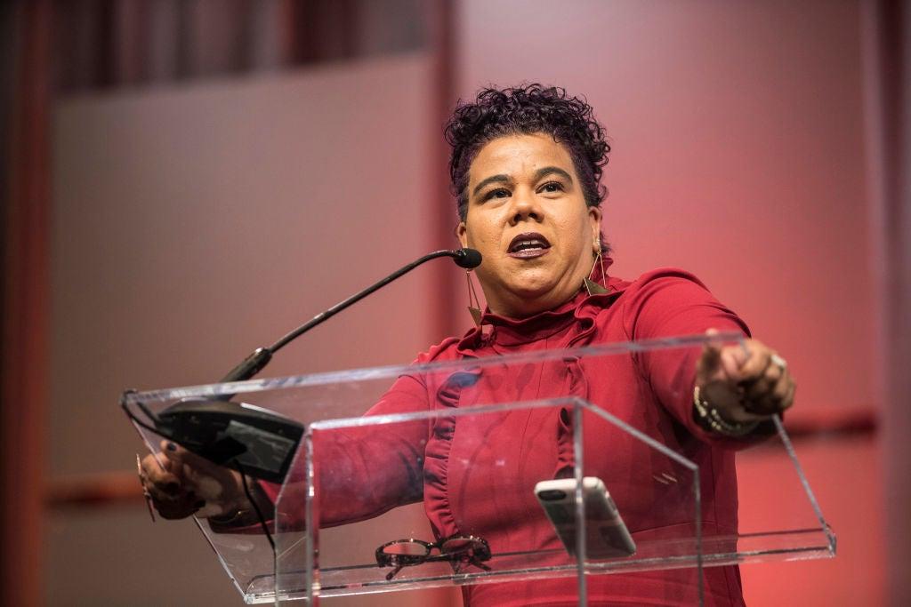 Rosa Clemente - black women politics