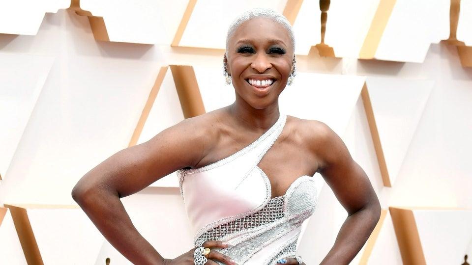 Stylist Jason Bolden Details Cynthia Erivo's Oscars Look