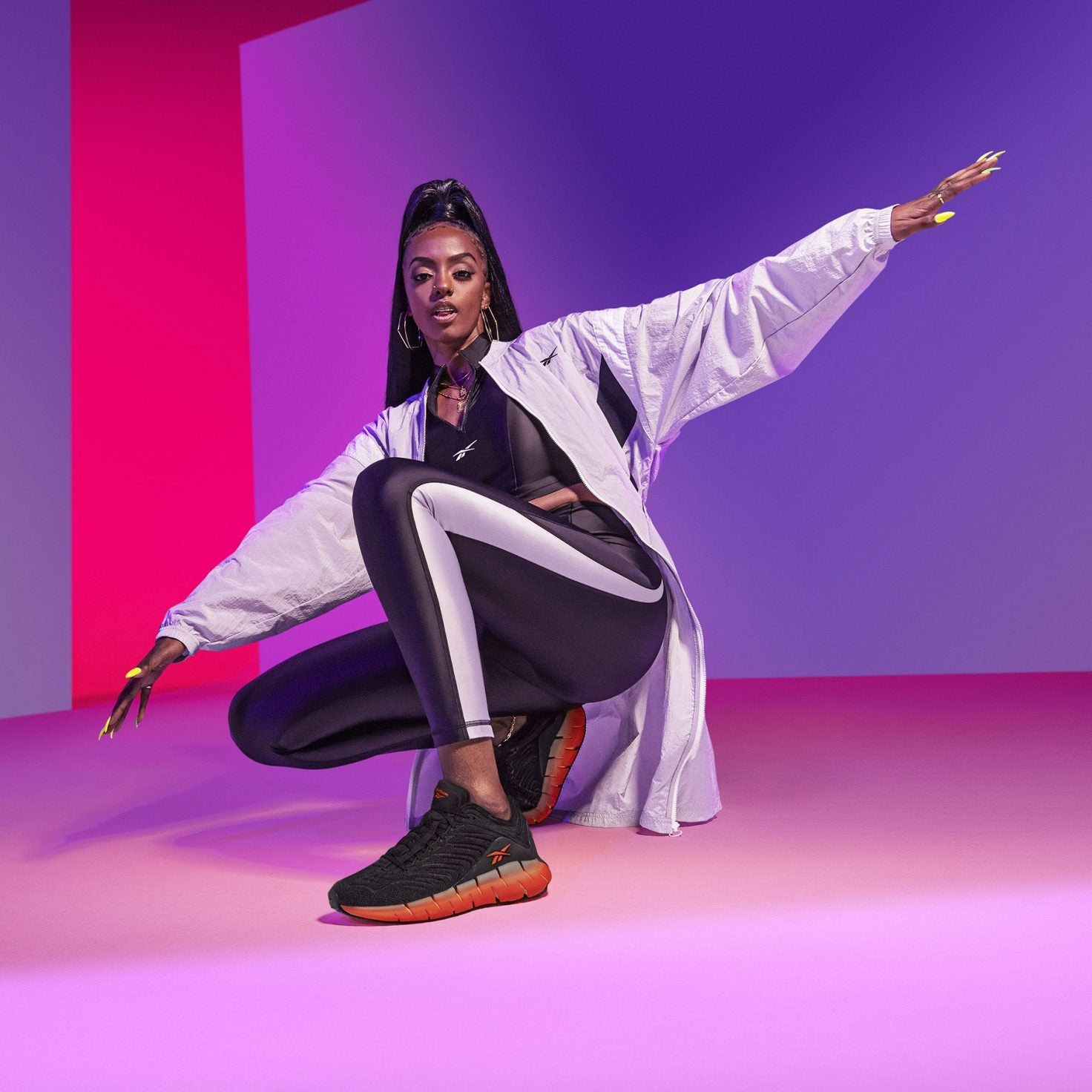 Atlanta Based Creative OHSO Is The New Face Of The Reebok Zig Kinetica