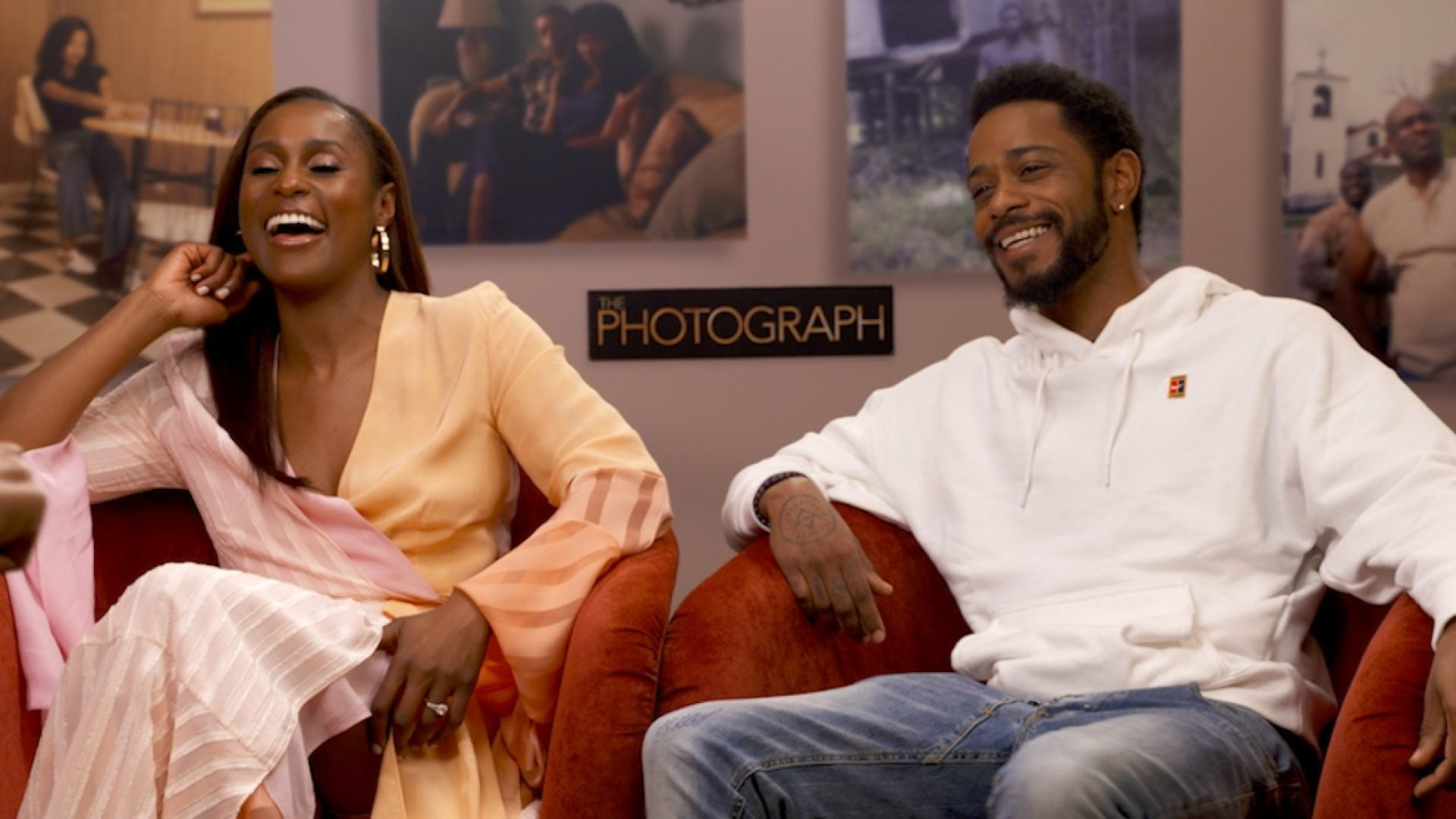 'Photograph' Stars Issa Rae And Lakeith Stanfield Share Problems With Entertainment Journalism