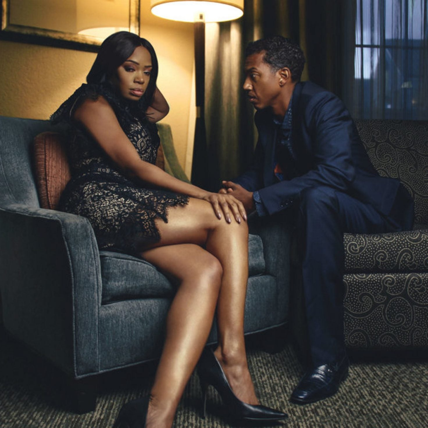 Jill Marie Jones Loves Playing Crazy Characters