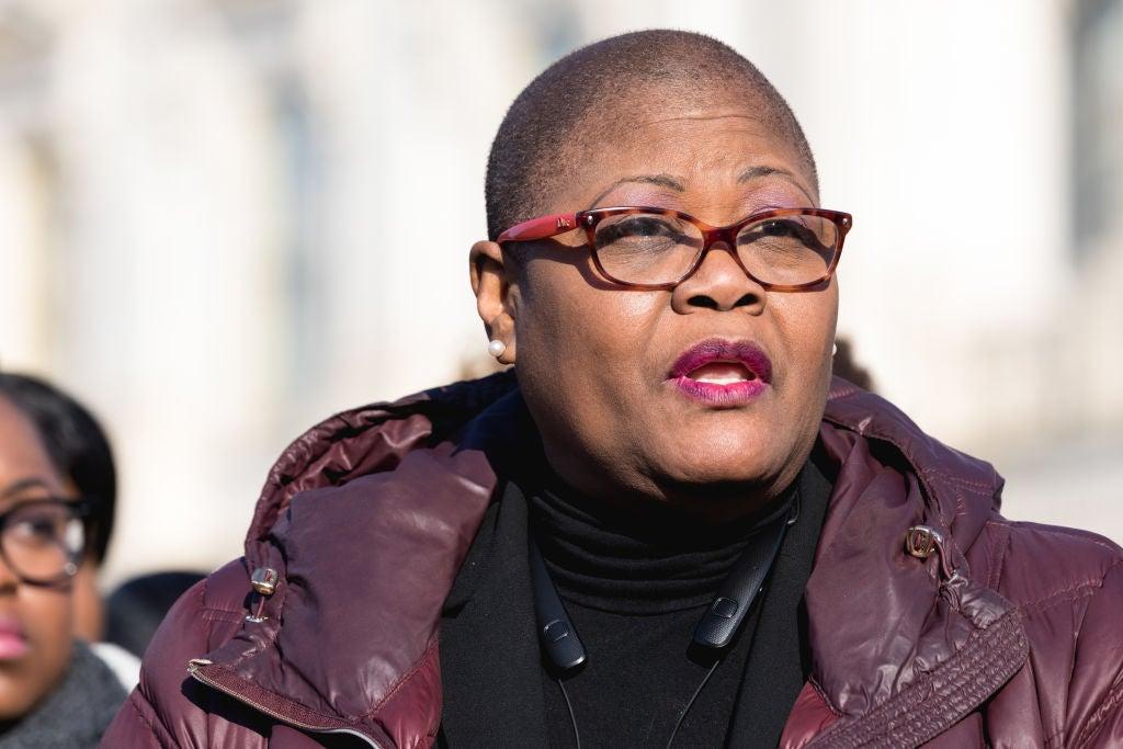 Melanie Campbell - Black women politics