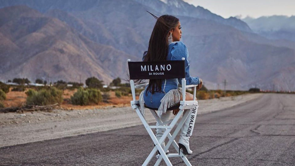 Milan Harris Discusses Her Fashion Empire