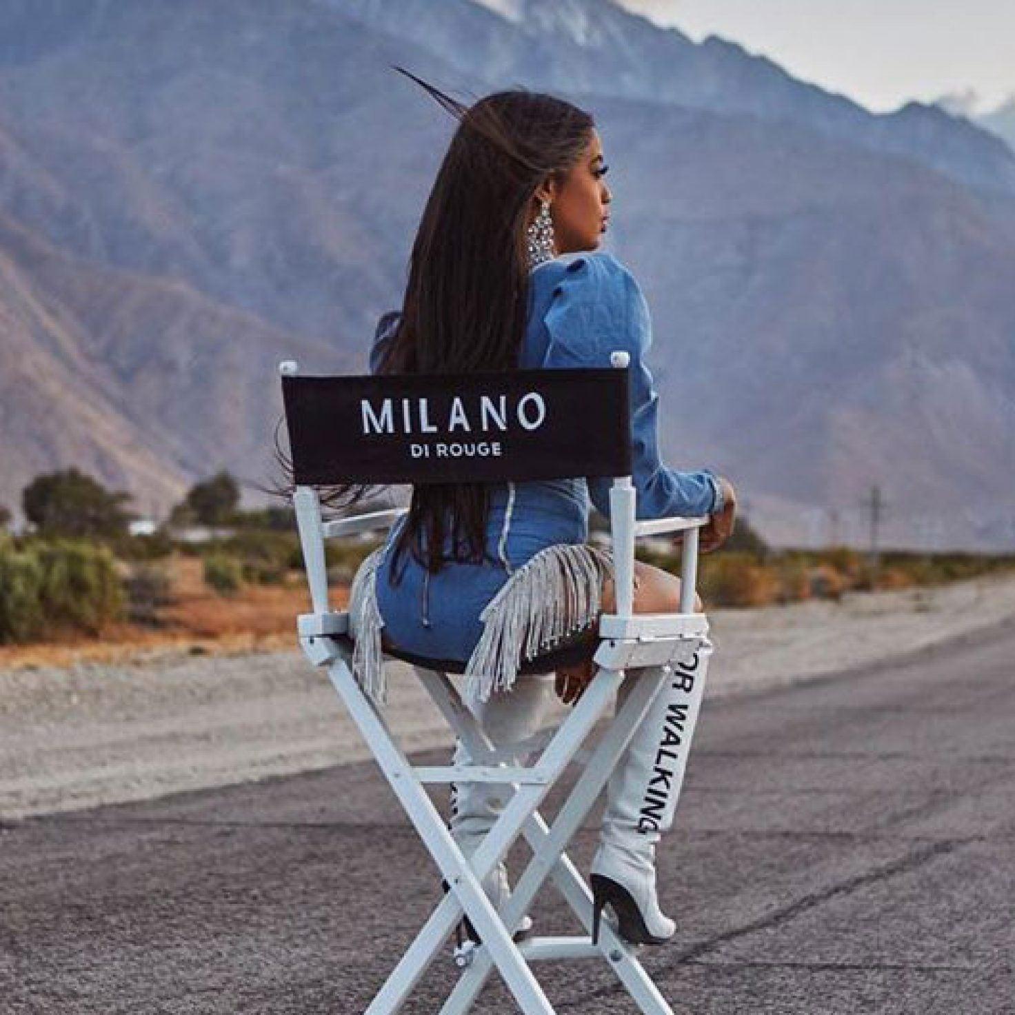 Milano Di Rouge Discusses Her Fashion Empire