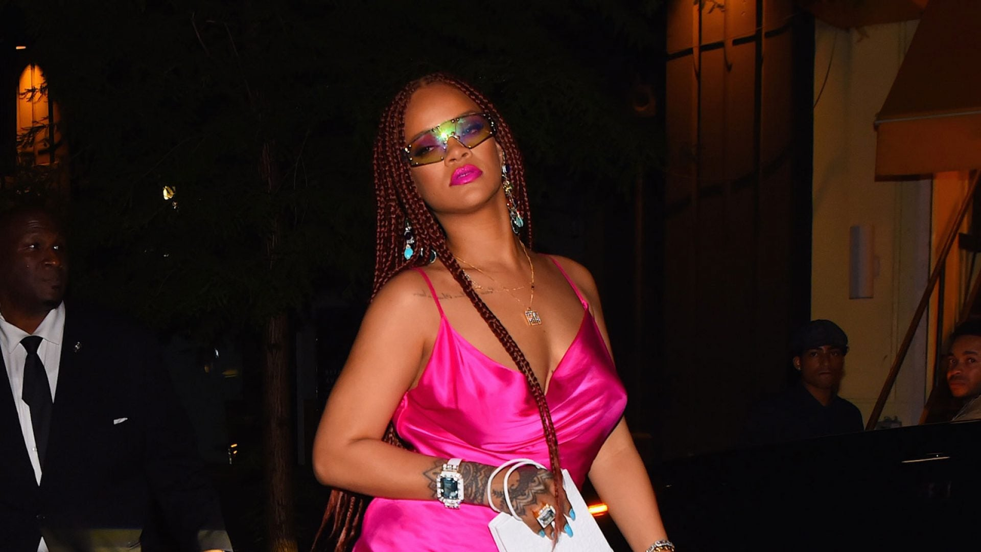 15 Of Rihanna's Best Fashion Moments From The Past Year