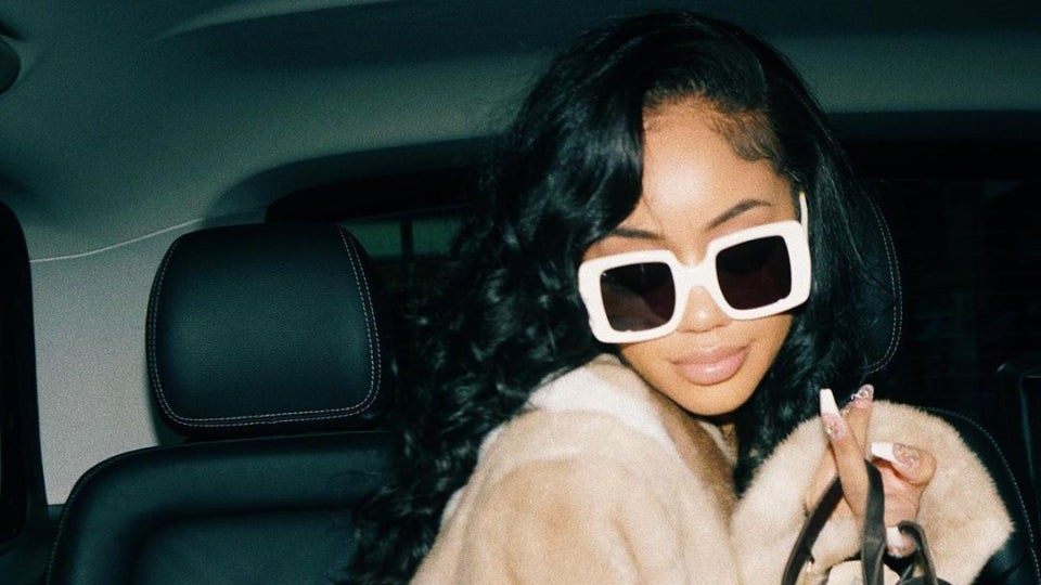 Saweetie Is The Queen Of Fashion Month
