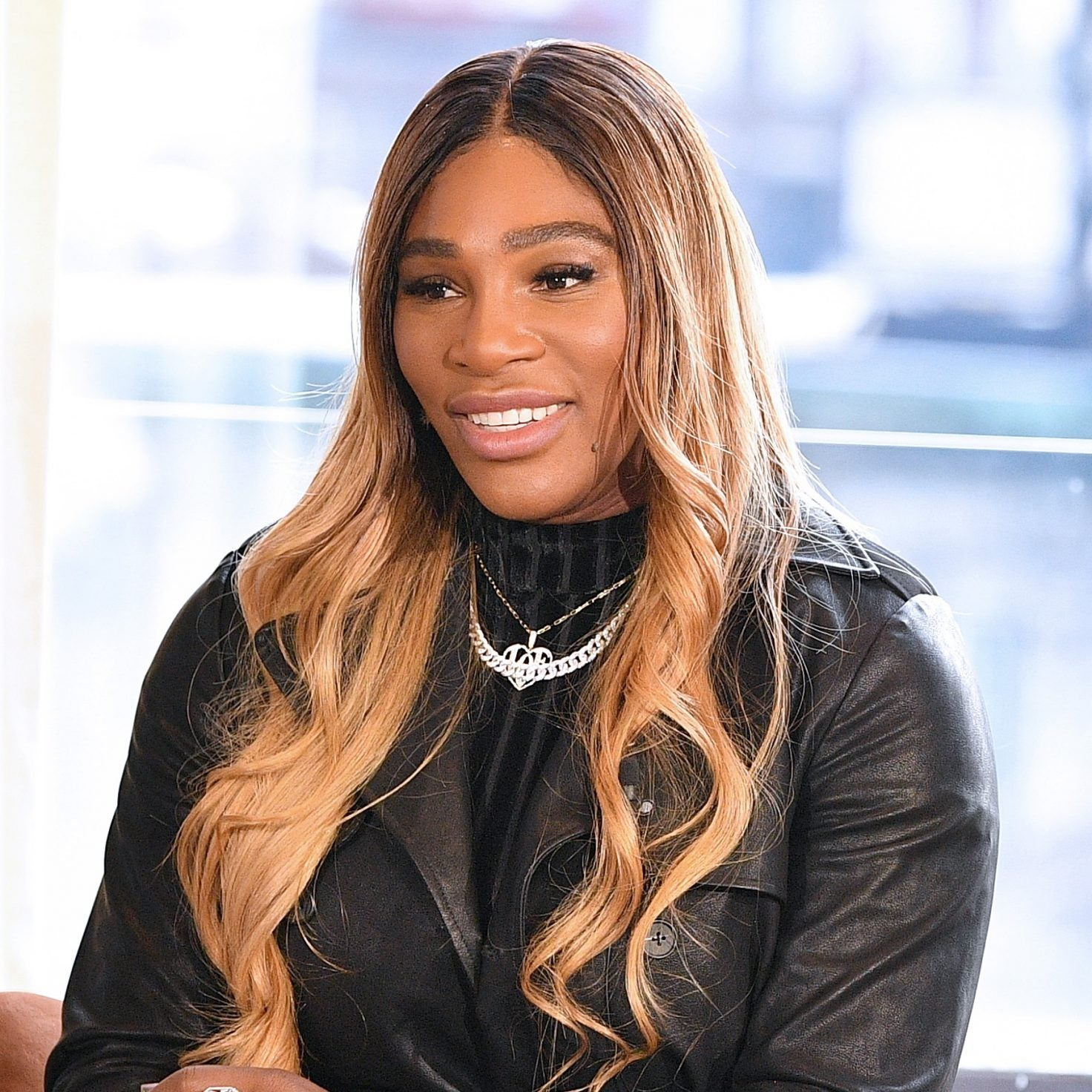 Serena Williams Talks Her Latest Collection