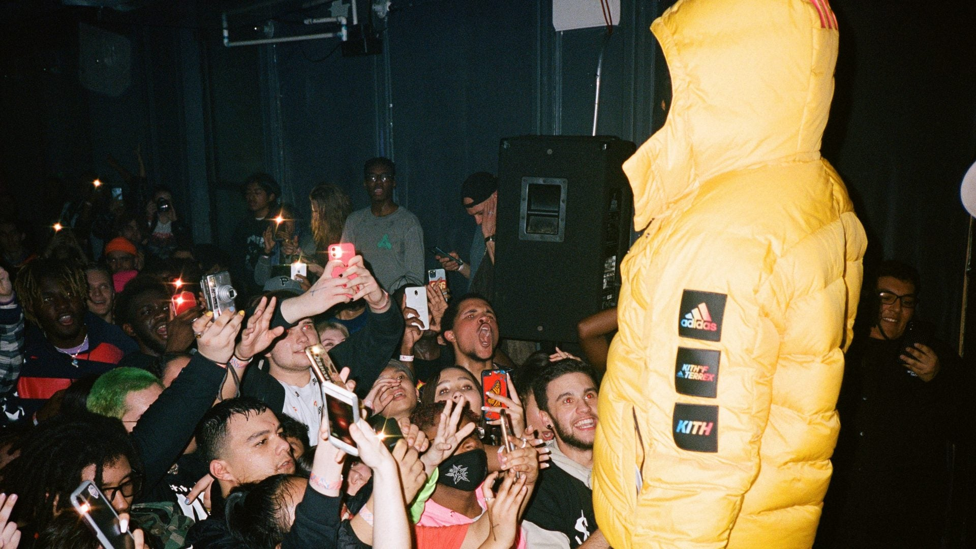 Here's How Florida Rapper $Not Got Ready For His NYC Show