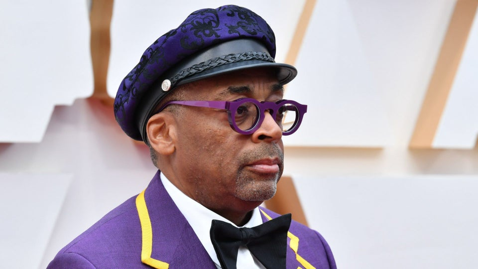 Spike Lee Pays Tribute To Kobe Bryant At Oscars