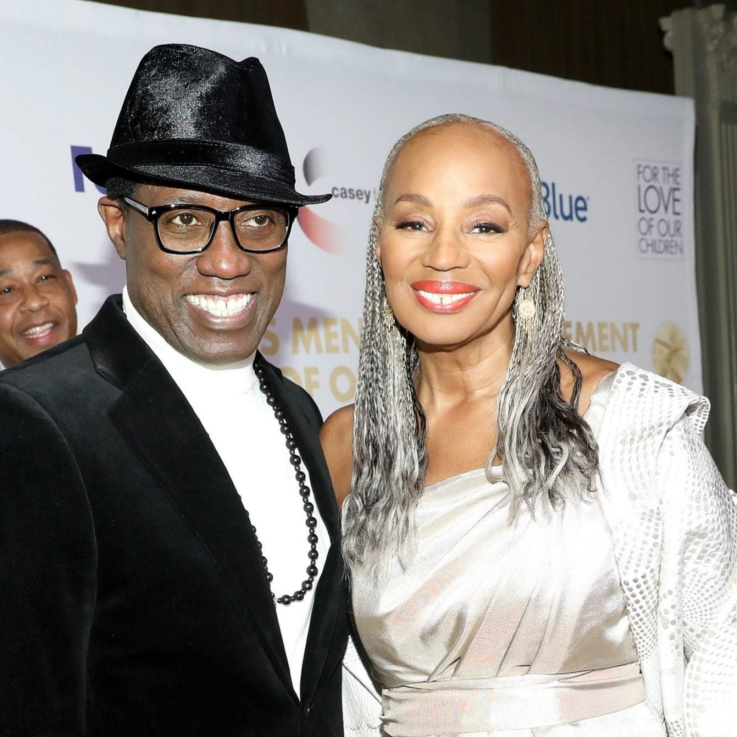 New York's Glitterati Attend Susan Taylor's For The Love Of Our Children Gala 2020
