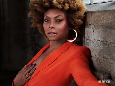 Taraji P. Henson Covers The March/April 2020 Issue Of ESSENCE, Talks Wedding and New Hair Care Line