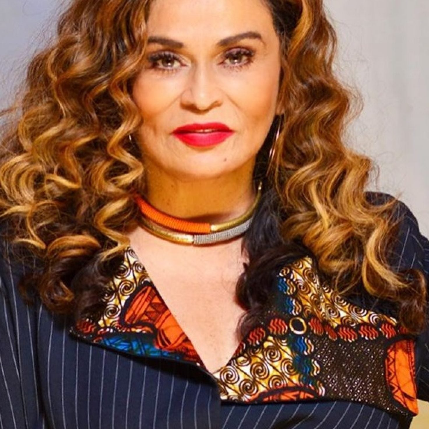 Meet The Ghanaian Woman Who Designed Tina Knowles Lawson's Trending Power Suit