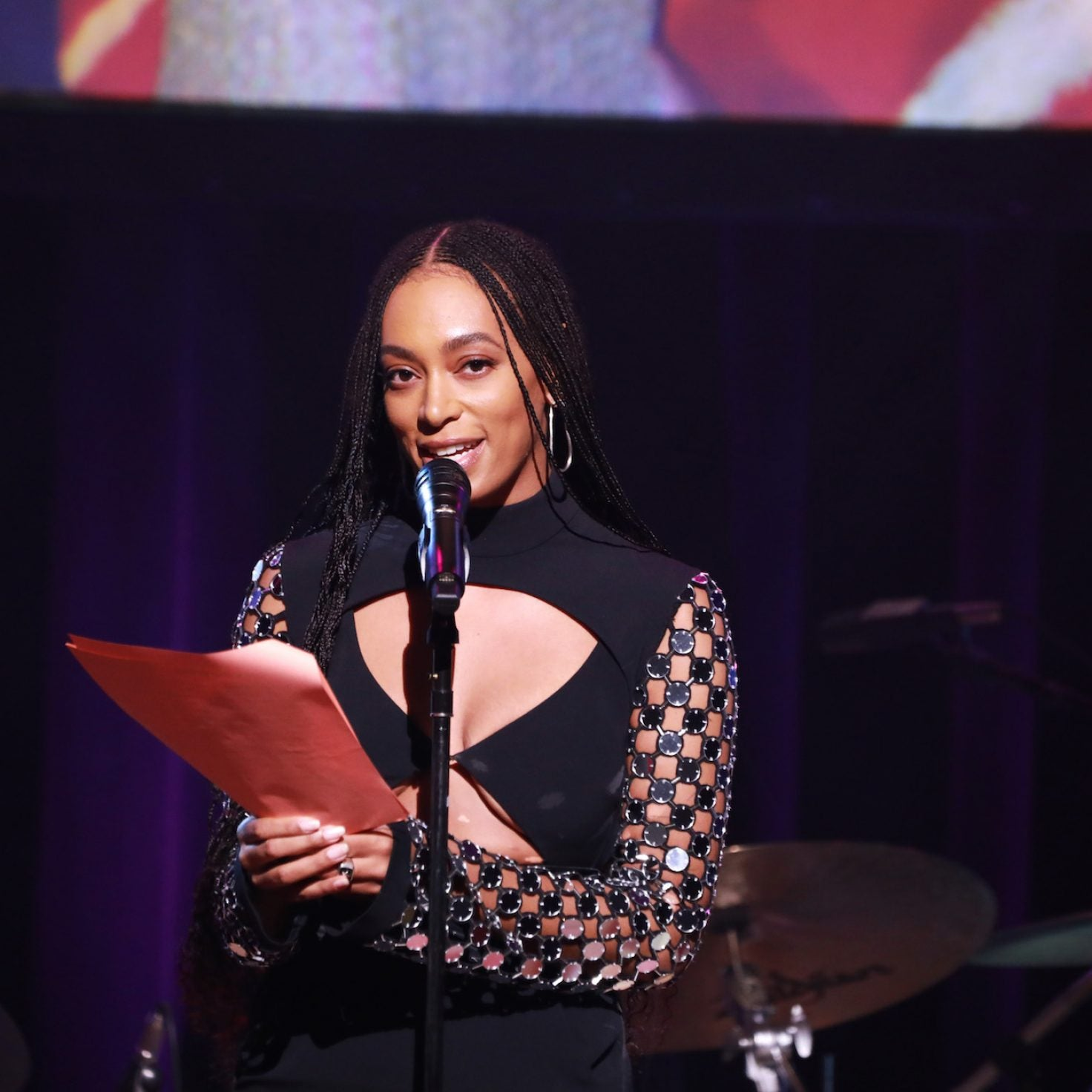 Solange Accepts First-Ever Lena Horne Prize With Speech About Overcoming 'Great, Great Fear'