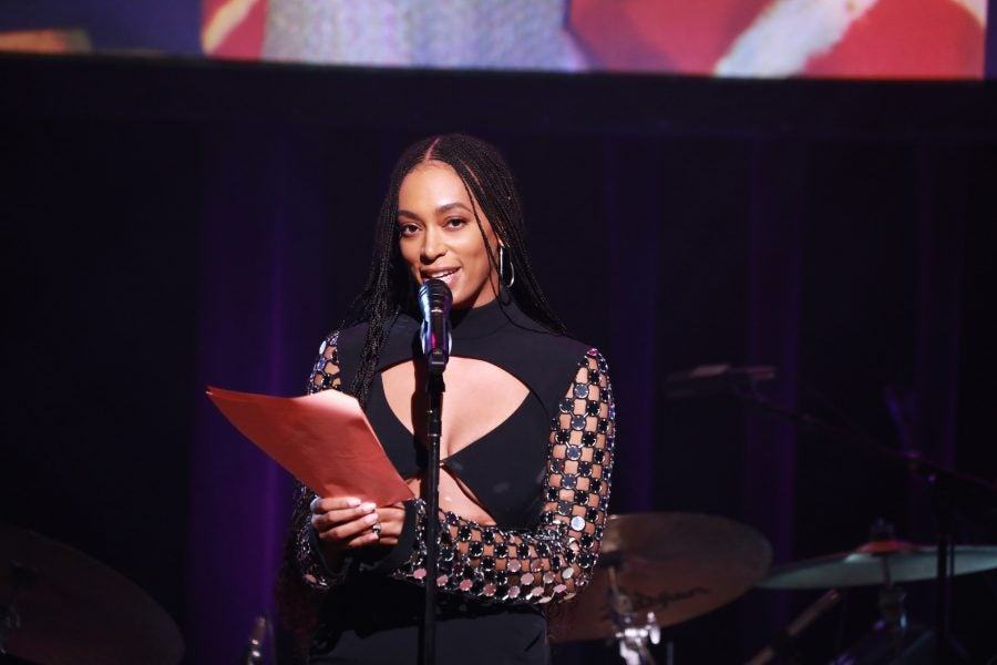 Solange Accepts First-Ever Lena Horne Prize With Speech About ...