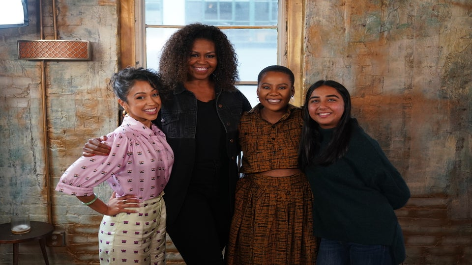 YouTube Shares Trailer For Creators For Change Doc Featuring Michelle Obama