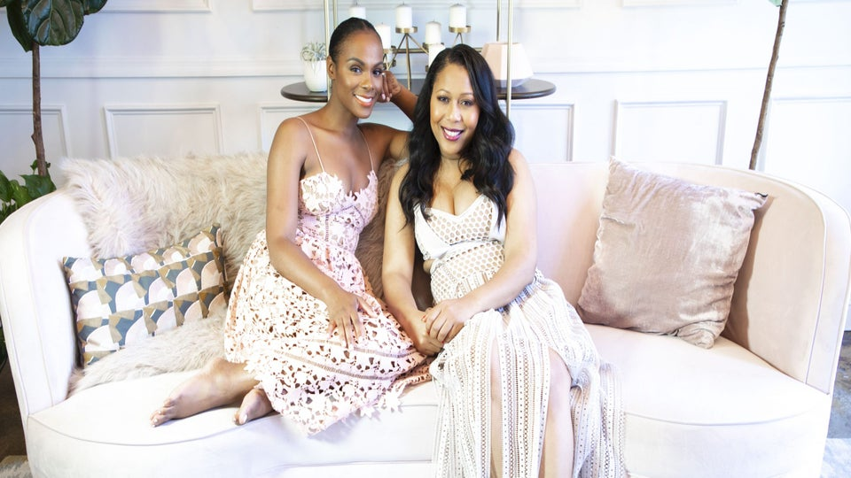 """Best Friends Tika Sumpter and Thai Randolph Launch """"Sugaberry"""" For Black Mothers"""