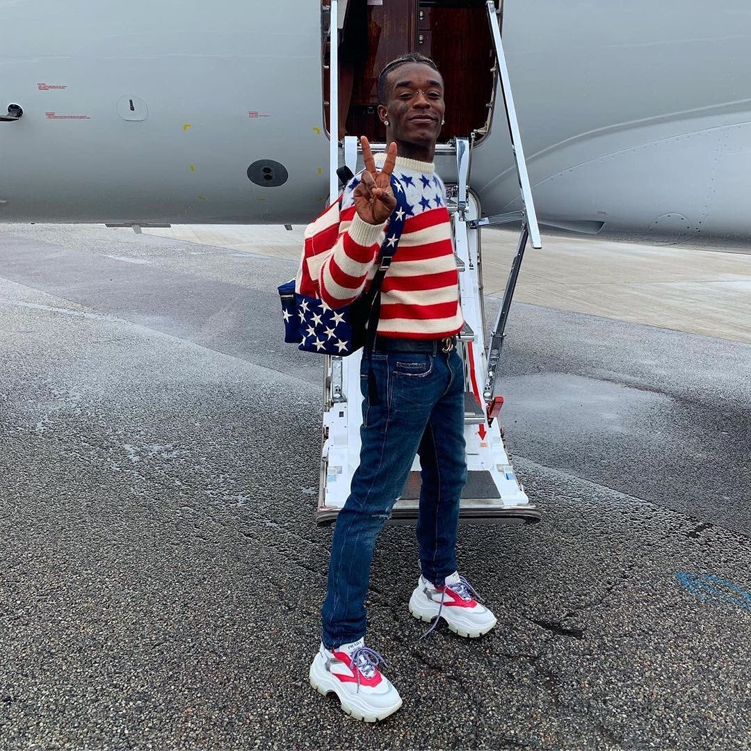 Lil Uzi Vert Is Redefining Men S Fashion Essence Discover what clothes lil uzi vert is wearing. lil uzi vert is redefining men s