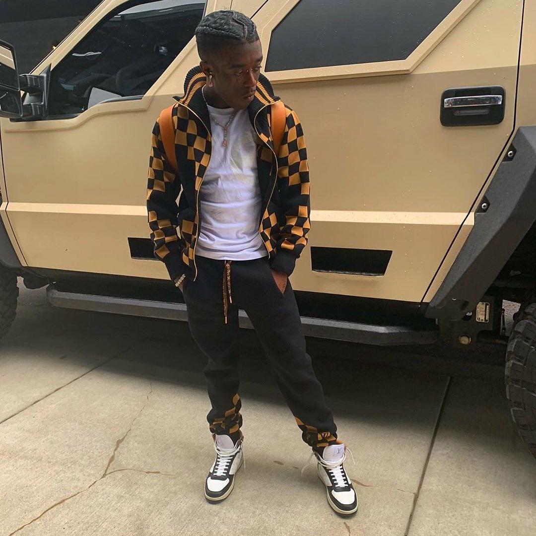 Lil Uzi Vert Is Redefining Men S Fashion Essence