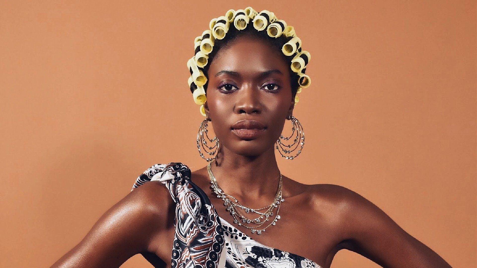 Hairstylist Anike Rabiu Pays Homage To This Timeless Hair Accessory
