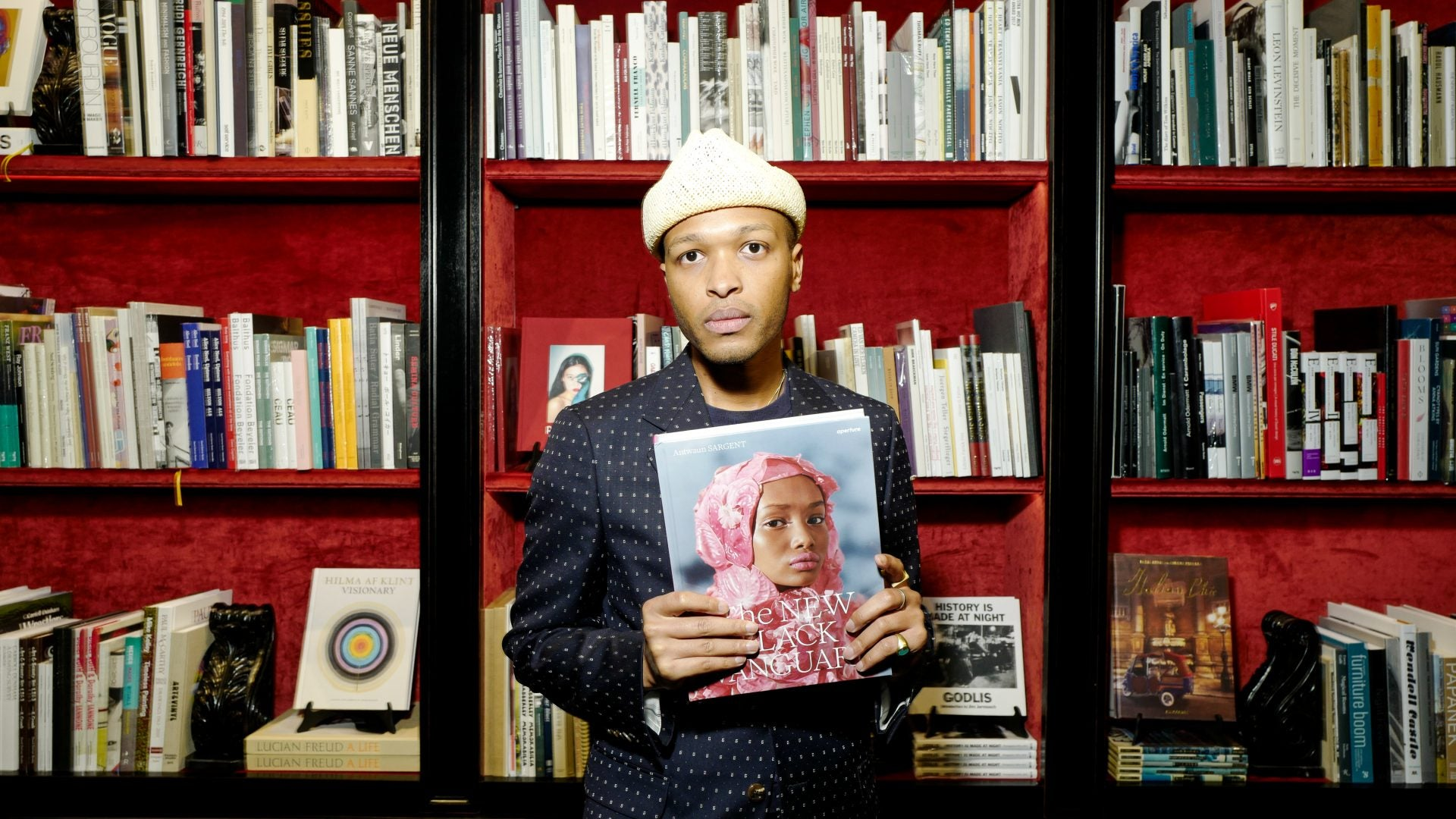 Gucci Host Private Book Signing of Antwaun Sargent's The New Black Vanguard