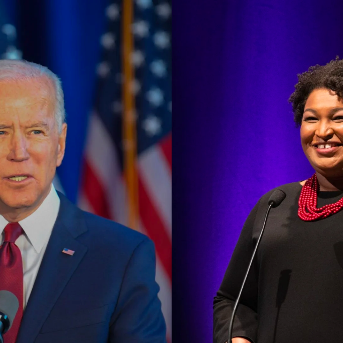Clyburn Urges Biden To Choose Stacey Abrams, Another Black Woman As Running Mate