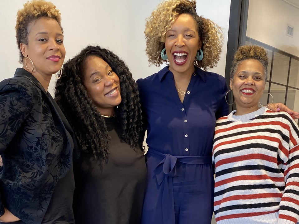 Loyalty Is One Of The Most Empowering Things Women Can Give One Another According To The Great Girlfriends Show Hosts Brandice Daniel and Sybil Amuti