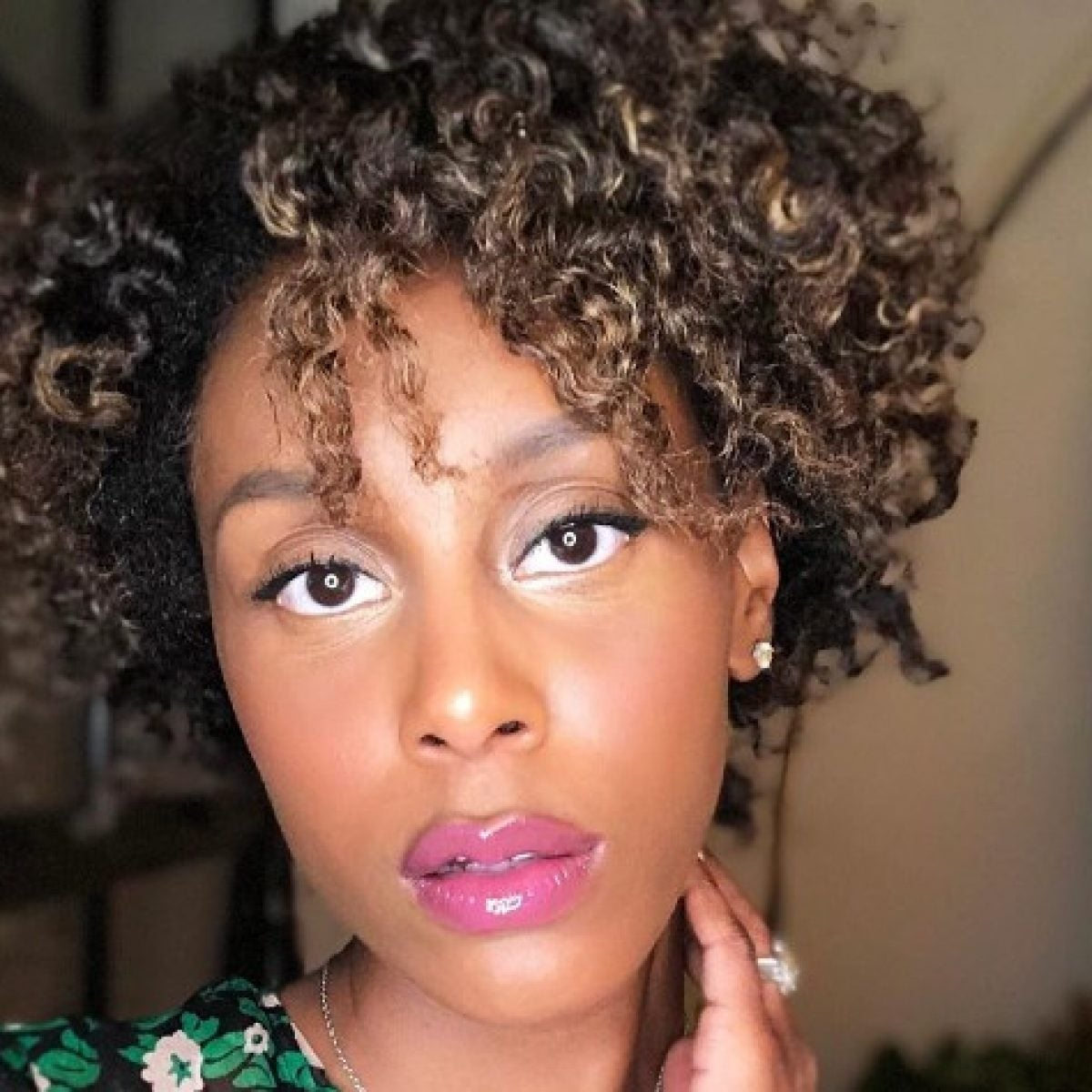 Naked Beauty Host Brooke DeVard Has A Great Hack For Your Curls