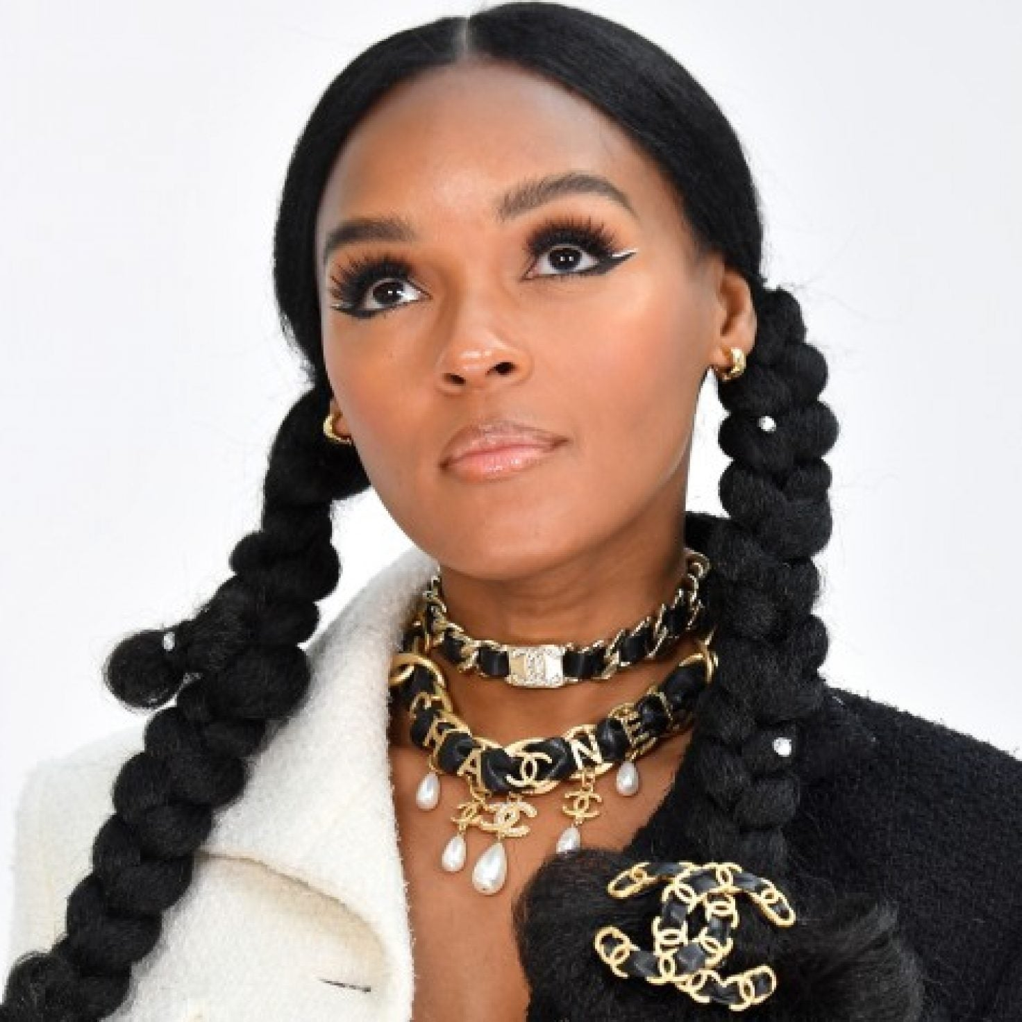 Janelle Monáe, Adut Akech, Mya And Other Celebrity Beauty Slays Of The Week