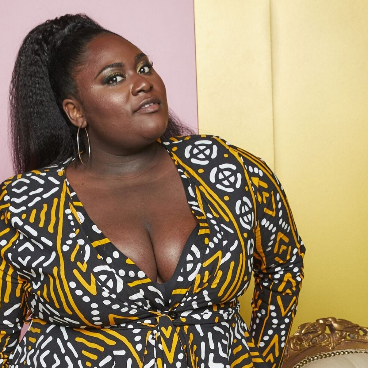 'Orange Is The New Black' Star Danielle Brooks Wants People To Know All Sides Of Her—Emotions And All