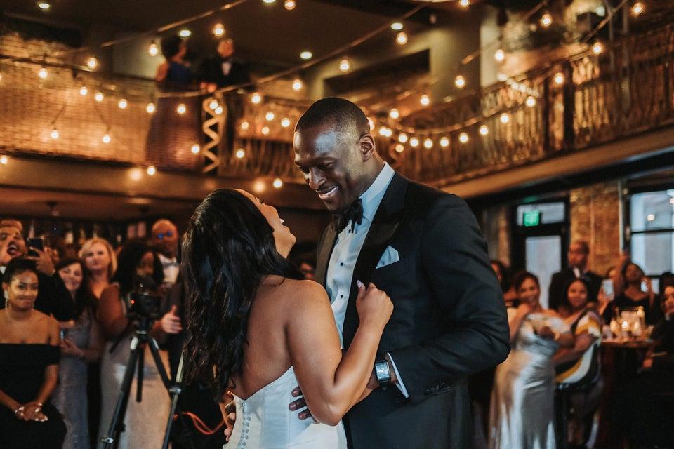 Bridal Bliss: Bianca And Lonzell's North Carolina Wedding