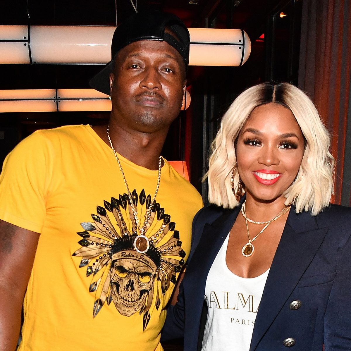 Exclusive: Rasheeda And Kirk Frost Celebrate 20 Years Of Marriage, And Spill What It Took To Get There
