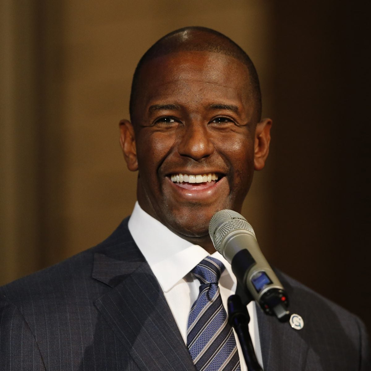 Andrew Gillum Speaks Out For First Time Since Withdrawing From Public Life