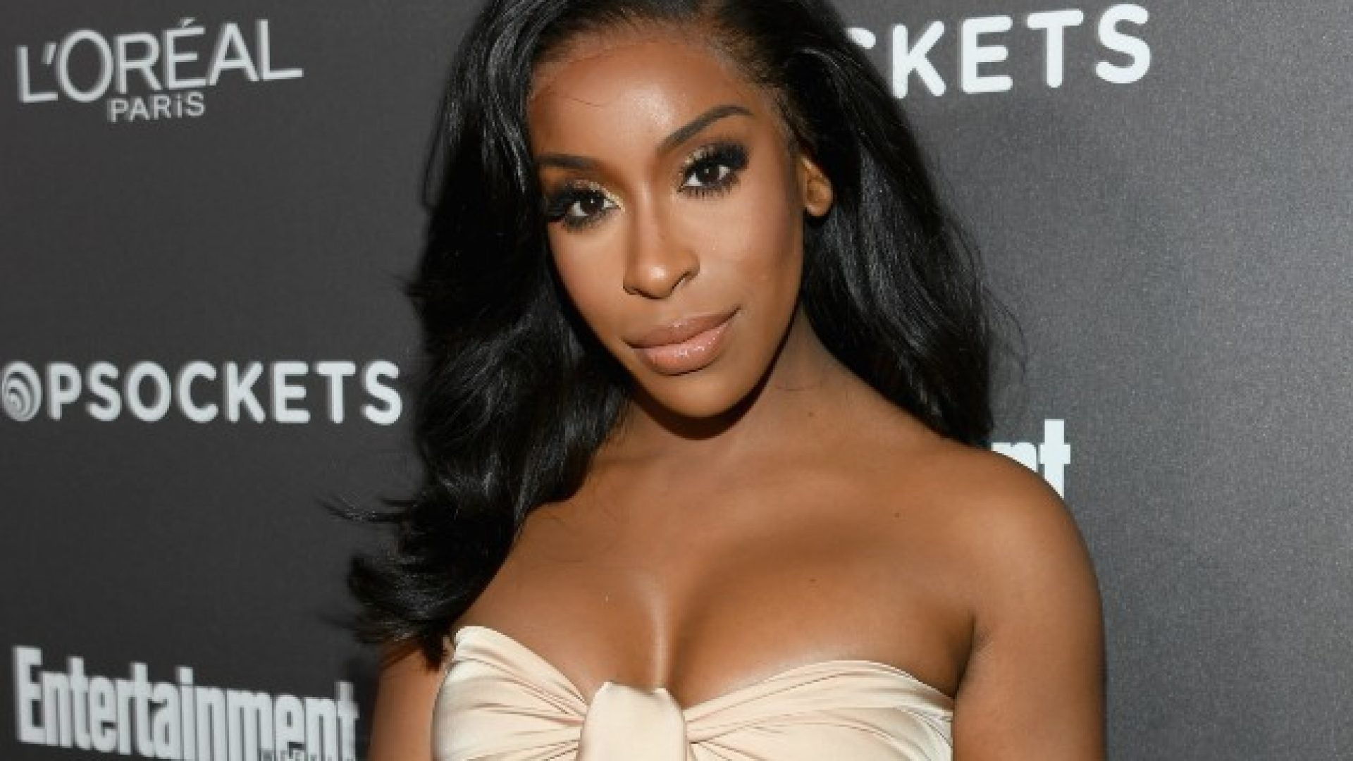 Jackie Aina Shares A Beauty Hack That Will Keep Sunglasses From Smudging Your Makeup