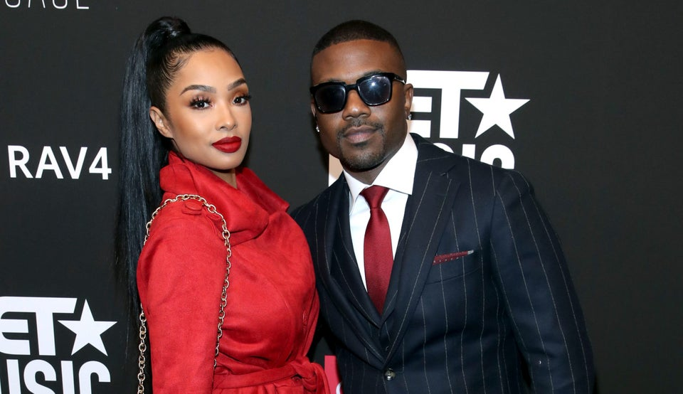 Ray J And Princess Love Try To Save Their Marriage In This New Reality Show