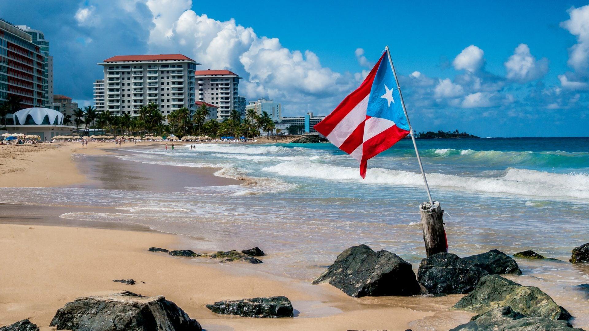 Wish You Were Still Traveling? You Can Take A Virtual Vacation To Puerto Rico This Weekend