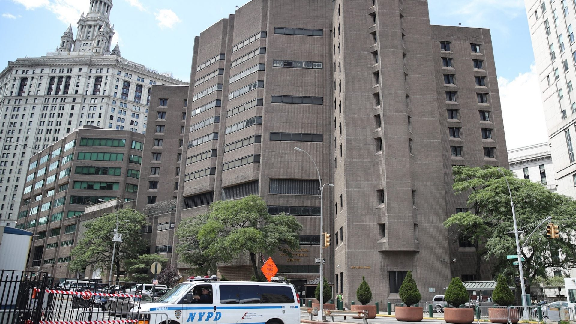 First Federal Inmate Tests Positive For Coronavirus