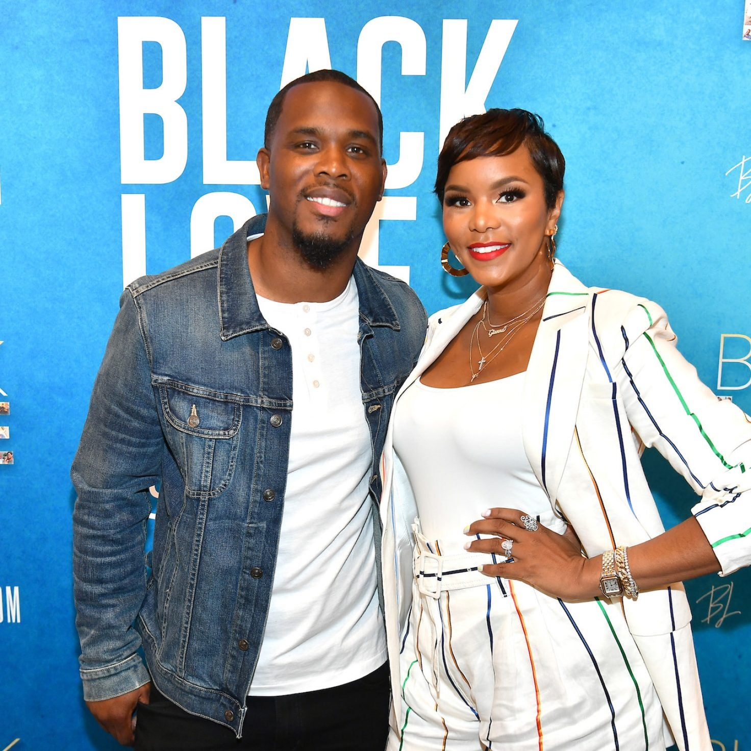 LeToya Luckett-Walker And Husband Tommicus Walker Welcome A Son