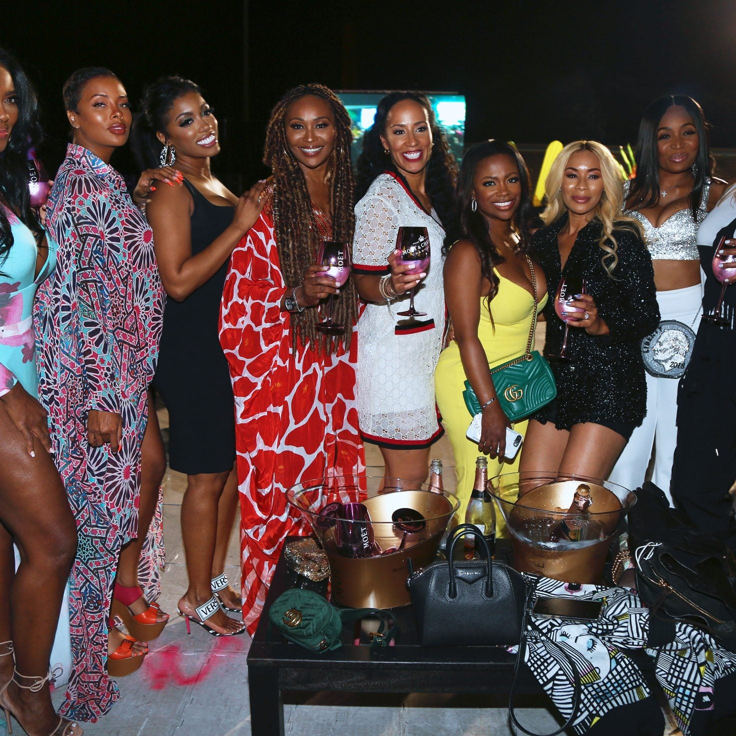 'The Real Housewives of Atlanta' Reunion Postponed Amid Coronavirus Outbreak