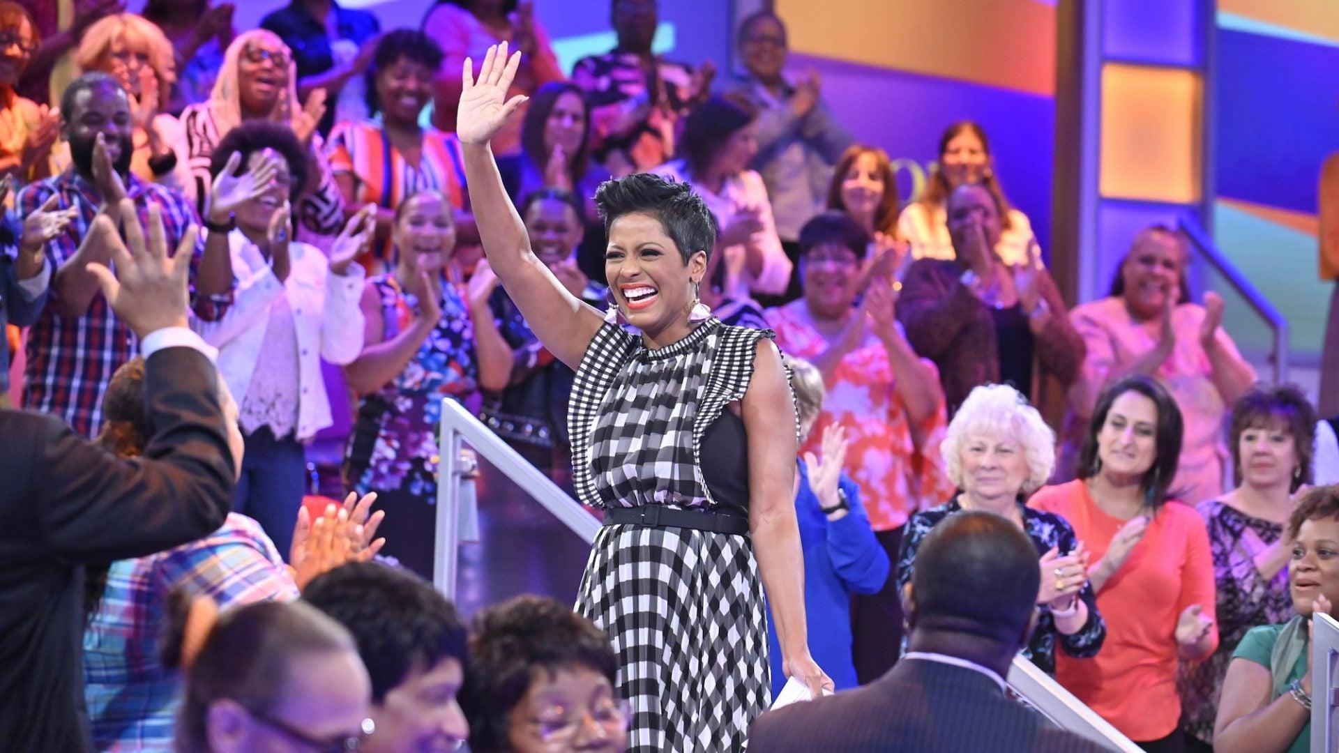 Tamron Hall Nabs Daytime Emmy Award For Talk Show