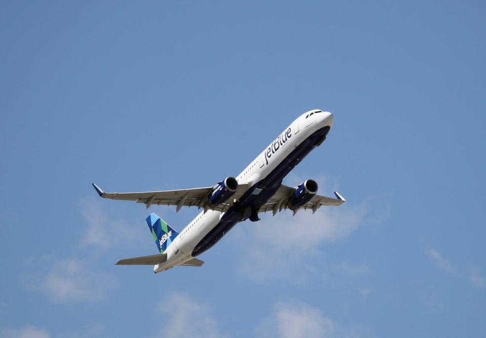 JetBlue Bans Passenger Who Was Awaiting Results For Coronavirus Test