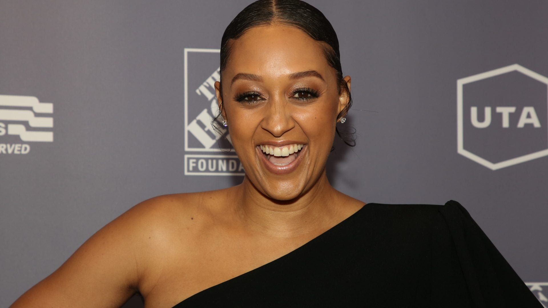 Tia Mowry-Hardrict Dresses Her Daughter Cairo As The Cutest Baby Chef