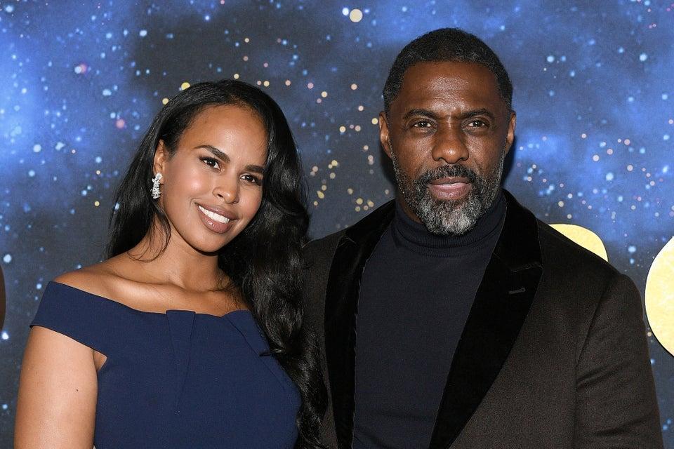 Idris Elba's Wife Sabrina Tests Positive For Coronavirus