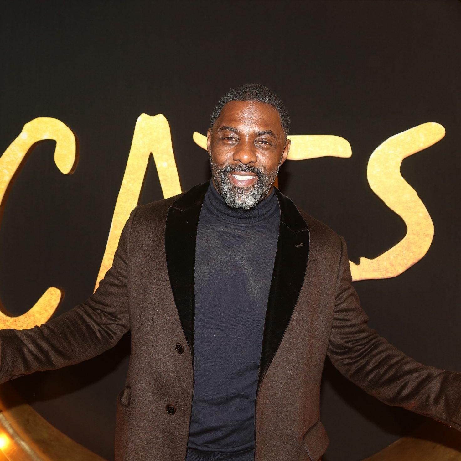 Celebrities Send Support To Idris Elba After Coronavirus Diagnosis