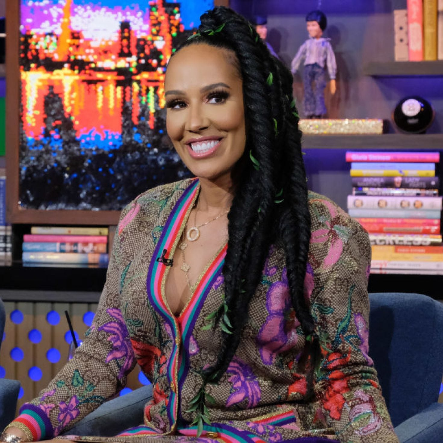 Here's Why 'RHOA' Star Tanya Sam Doesn't Want To Be A Full-Time Cast Member