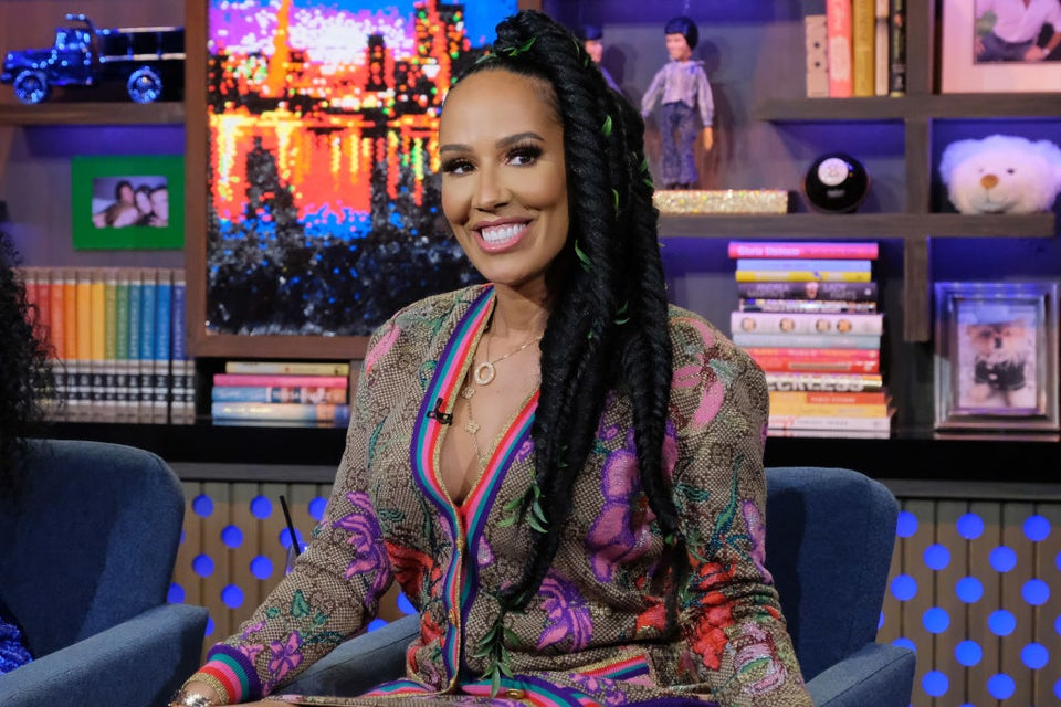 'RHOA' Star Tanya Sam Doesn't Want To Be A Full-Time Cast Member