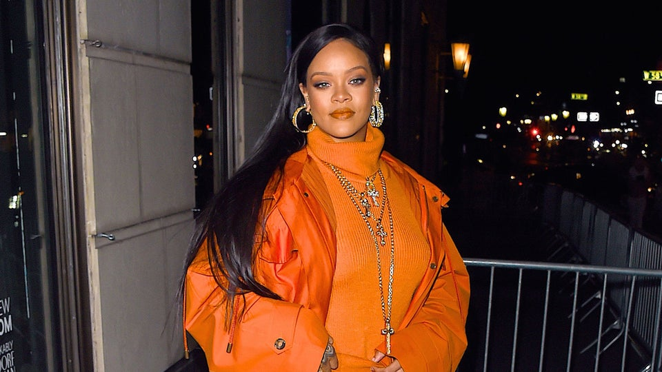 Rihanna Makes History By Wearing A Durag On 'British Vogue' Cover