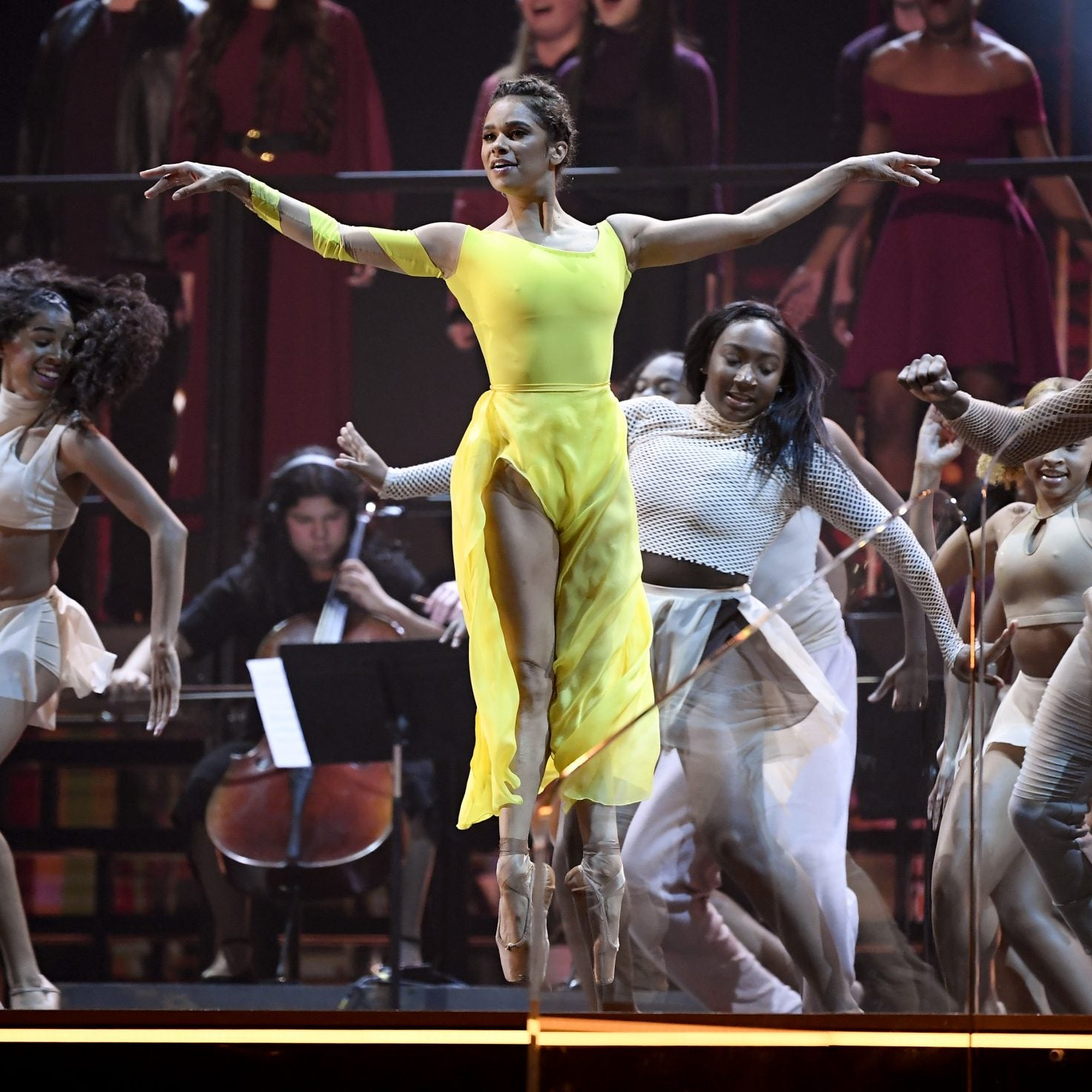 Misty Copeland Says It's 'Crazy' She Received Backlash For Calling Out Russian Ballerinas In Blackface