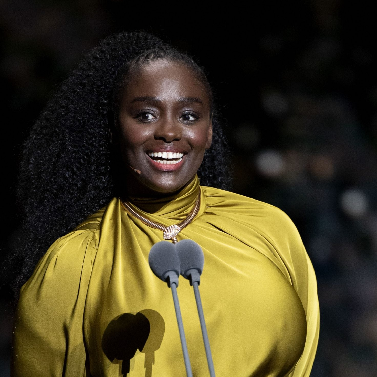 #CesarsSoWhite: Aïssa Maïga Gives Stunning Speech About Lack Of Diversity At 'French Oscars'