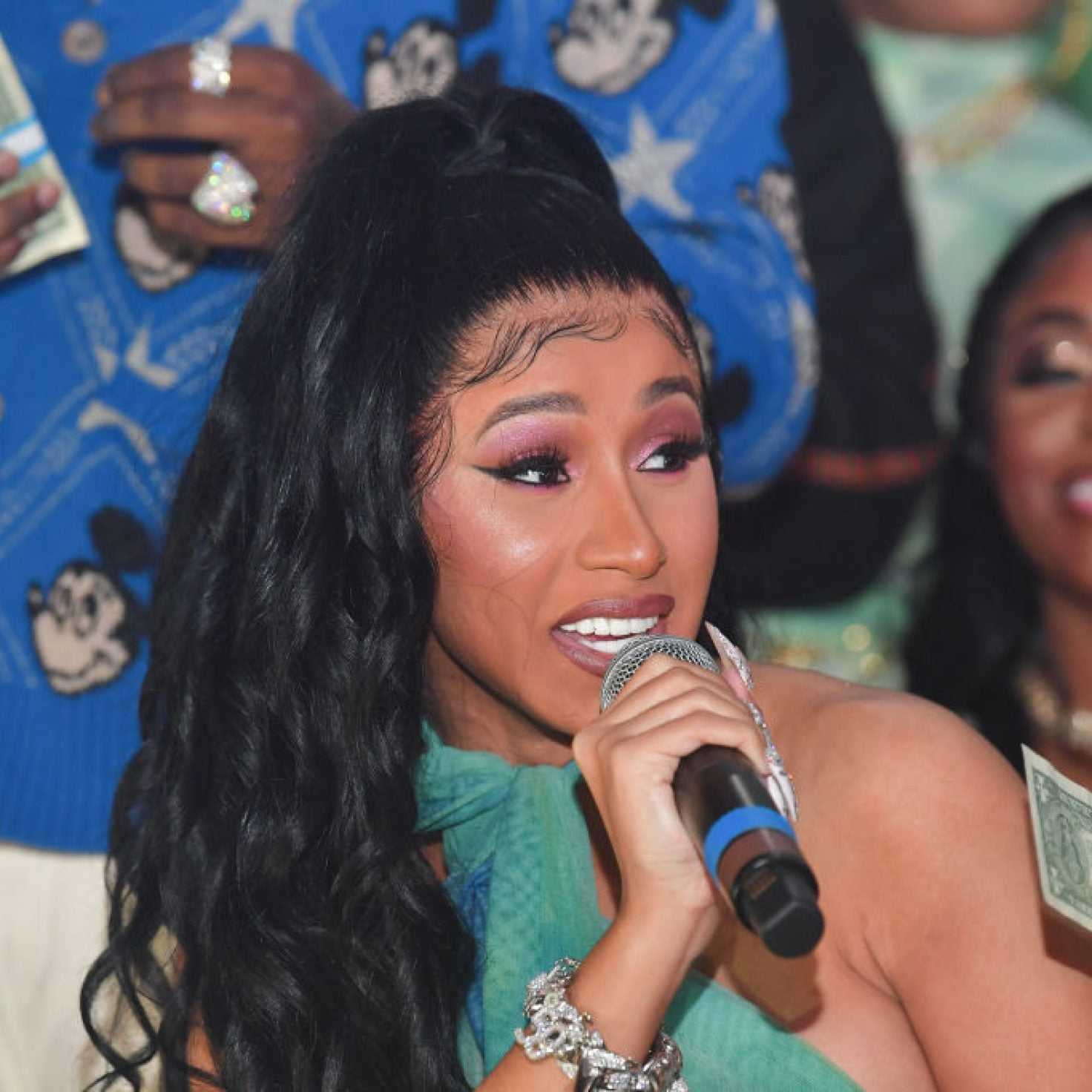 Cardi B Is Tired Of The Xenophobia Against Chinese Citizens: 'Let's All Be One Race'